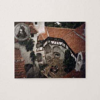 El castillo de Drácula interior Rompecabeza Con Fotos