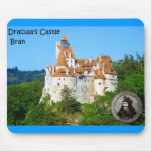 El castillo de Drácula, salvado Alfombrillas De Ratón