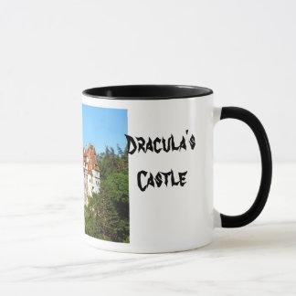 El castillo de Drácula, salvado, Transylvannia 2 Taza