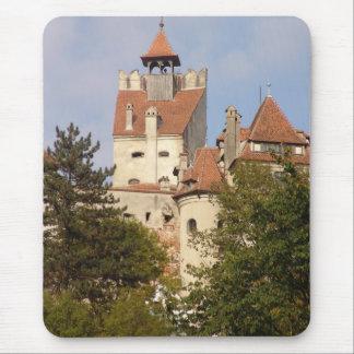 El castillo de Drácula, Transilvania Mouse Pad