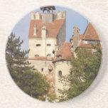 El castillo de Drácula, Transilvania Posavasos Manualidades