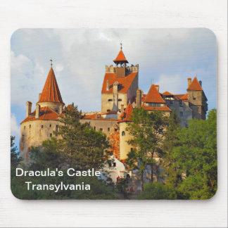 El castillo de Drácula, Transilvania Tapetes De Ratón