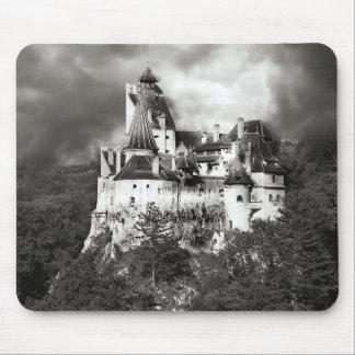 El castillo de Drácula, Transilvania Alfombrillas De Ratones