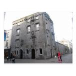 El castillo de Lynch, Galway Tarjeta Postal