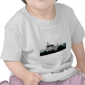 El castillo de Neuschwanstein Camiseta