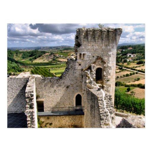 El castillo de Oporto de Mos Postal