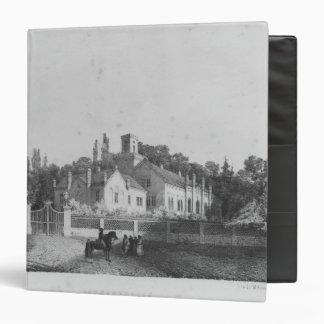 El castillo de Pohrebyszcze donde señora Hanska