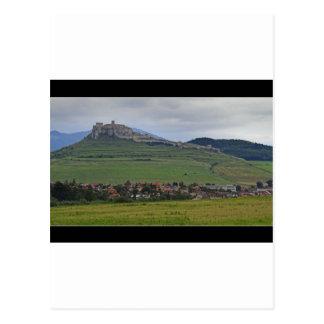 El castillo de Spis el castillo más grande del eur Postales