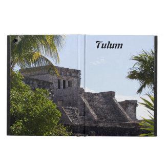 El Castillo de Tulum - Mayan ruins iPad Air Case