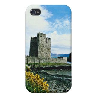 El castillo estrecho del agua, condado abajo, Irla iPhone 4 Protectores