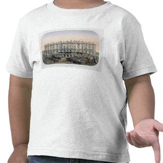 El castillo francés de Meudon Bombarded Camiseta