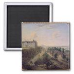 El castillo francés de Meudon Imán Cuadrado