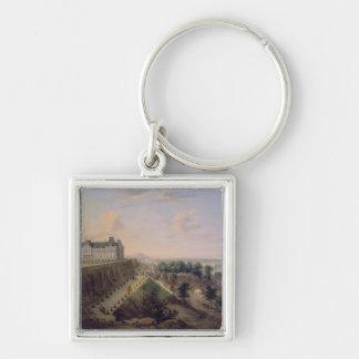 El castillo francés de Meudon Llavero Personalizado