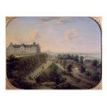 El castillo francés de Meudon Postales