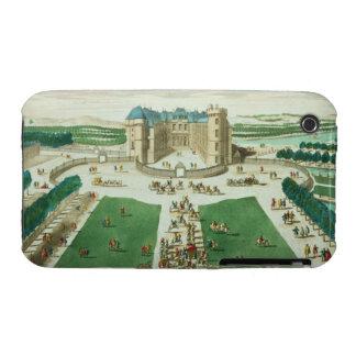 El castillo francés Rambouillet, grabada por Funda Bareyly There Para iPhone 3 De Case-Mate
