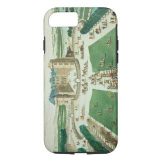 El castillo francés Rambouillet, grabada por Funda iPhone 7