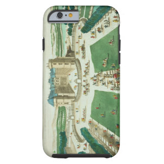 El castillo francés Rambouillet, grabada por Funda Resistente iPhone 6