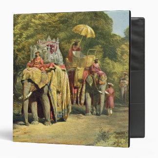 "El castillo Gobernador-General del estado, 1863 Carpeta 1 1/2"""