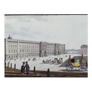 El castillo real, Berlín Postales