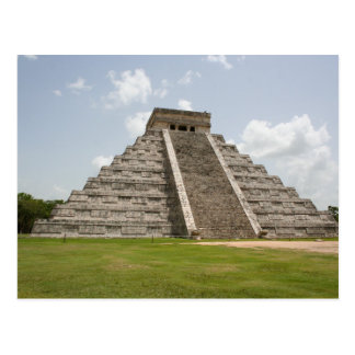 """El Castillo"" (The Castle) at Chichen Itza Postcard"
