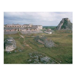EL Castillo y el convento de monjas Tarjetas Postales