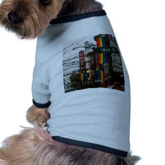 El Castro Camisa De Mascota