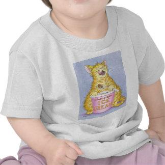 El CAT come el helado Camiseta