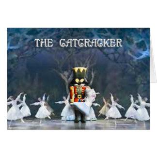 El Catcracker II (espacio en blanco en el Tarjeta De Felicitación