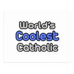 El católico más fresco del mundo postal