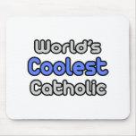 El católico más fresco del mundo tapetes de ratones