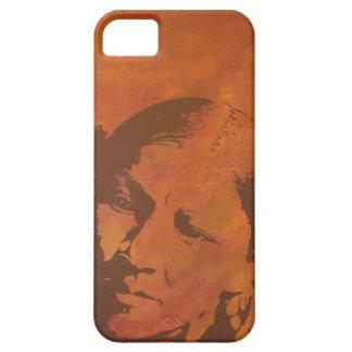 El Cayuse que la mujer de la pintura dio derecho iPhone 5 Fundas