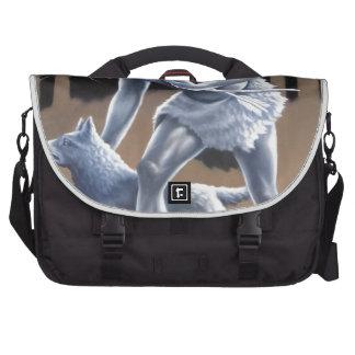 El cazador bolsas de portatil