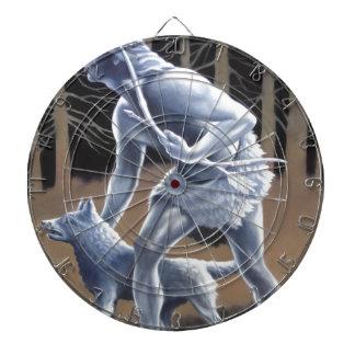 El cazador tablero dardos