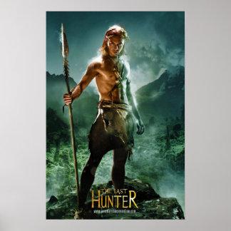 El cazador pasado - poster de la edición especial