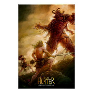 El cazador pasado - solenoide y Kainda contra Eshu