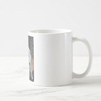 El cazador tazas de café