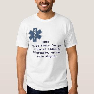 EL ccsme: estamos allí para usted Camisas