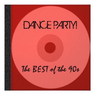 El CD del baile invita Comunicado