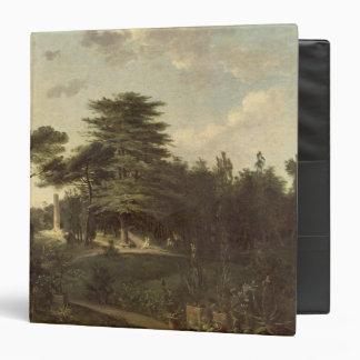 """El cedro de Líbano en el Jardin des Plantes Carpeta 1 1/2"""""""