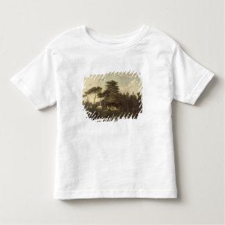 El cedro de Líbano en el Jardin des Plantes Tee Shirt