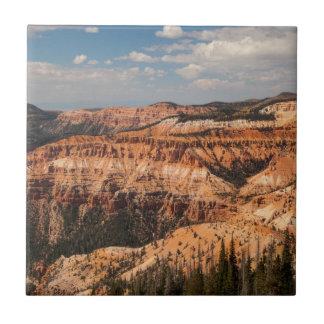 El cedro rompe el monumento nacional, Utah Azulejo Cerámica