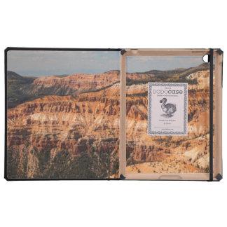 El cedro rompe el monumento nacional, Utah iPad Cárcasas