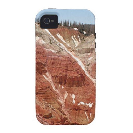 El cedro rompe el monumento nacional, Utah, los E. Case-Mate iPhone 4 Fundas
