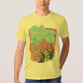 El CEFALÓPODO SE NUBLA la camiseta Camisas
