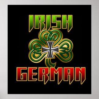 El Celt germánico Poster