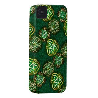 El Celtic anuda III la caja del iPhone 4 iPhone 4 Case-Mate Carcasa