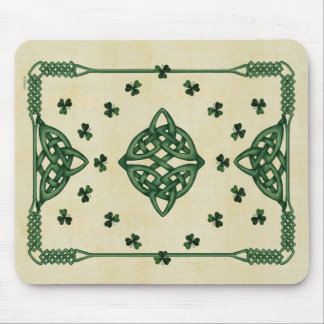 El Celtic anuda Mousepad