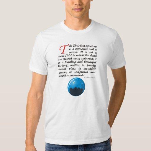 El cementerio cristiano camisas