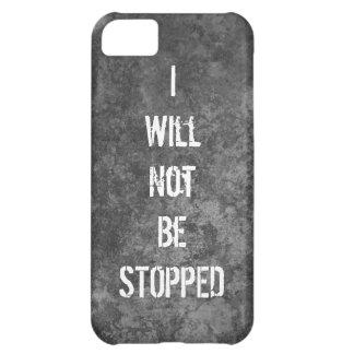 El cemento cita el caso del iPhone 5 Funda Para iPhone 5C
