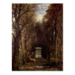 El cenotafio a la memoria de Reynold Postal